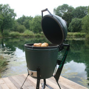 Medium Big Green Egg Grilling