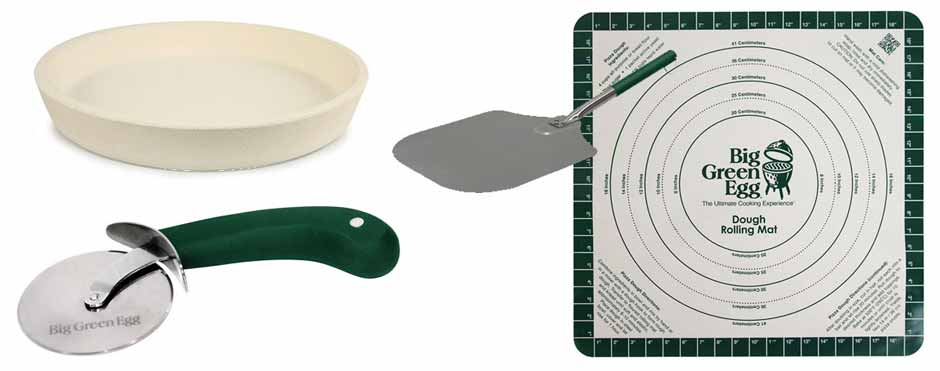 Pizza Tools for the Big Green Egg